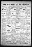 Roswell Daily Record, 11-04-1904 by H. E. M. Bear