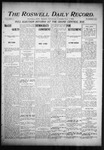 Roswell Daily Record, 11-05-1904 by H. E. M. Bear