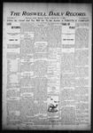Roswell Daily Record, 11-11-1904 by H. E. M. Bear