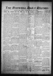 Roswell Daily Record, 11-12-1904 by H. E. M. Bear
