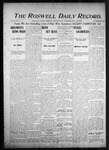 Roswell Daily Record, 11-16-1904 by H. E. M. Bear