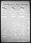 Roswell Daily Record, 11-21-1904 by H. E. M. Bear