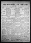 Roswell Daily Record, 11-26-1904 by H. E. M. Bear