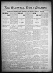 Roswell Daily Record, 12-01-1904 by H. E. M. Bear