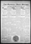 Roswell Daily Record, 12-05-1904 by H. E. M. Bear