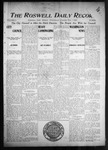 Roswell Daily Record, 12-07-1904 by H. E. M. Bear