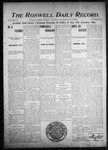 Roswell Daily Record, 12-08-1904 by H. E. M. Bear