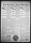 Roswell Daily Record, 12-10-1904 by H. E. M. Bear