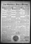 Roswell Daily Record, 12-14-1904 by H. E. M. Bear