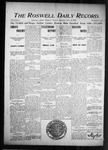 Roswell Daily Record, 12-16-1904 by H. E. M. Bear