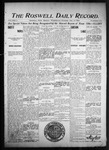 Roswell Daily Record, 12-21-1904 by H. E. M. Bear
