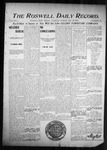 Roswell Daily Record, 12-22-1904 by H. E. M. Bear