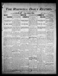 Roswell Daily Record, 01-27-1905 by H. E. M. Bear