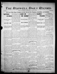 Roswell Daily Record, 01-30-1905 by H. E. M. Bear
