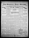 Roswell Daily Record, 02-08-1905 by H. E. M. Bear