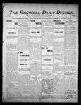 Roswell Daily Record, 02-09-1905 by H. E. M. Bear
