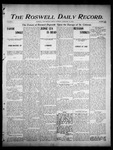 Roswell Daily Record, 02-10-1905 by H. E. M. Bear