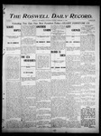 Roswell Daily Record, 02-11-1905 by H. E. M. Bear