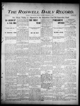 Roswell Daily Record, 02-14-1905 by H. E. M. Bear