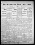 Roswell Daily Record, 02-18-1905 by H. E. M. Bear
