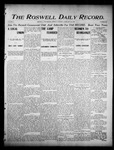 Roswell Daily Record, 02-20-1905 by H. E. M. Bear