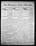 Roswell Daily Record, 02-23-1905 by H. E. M. Bear