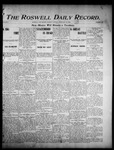 Roswell Daily Record, 02-27-1905 by H. E. M. Bear