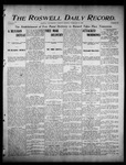 Roswell Daily Record, 02-28-1905 by H. E. M. Bear