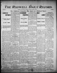 Roswell Daily Record, 03-02-1905 by H. E. M. Bear