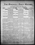 Roswell Daily Record, 03-03-1905 by H. E. M. Bear
