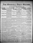 Roswell Daily Record, 03-04-1905 by H. E. M. Bear