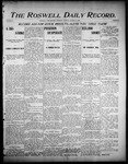 Roswell Daily Record, 03-07-1905 by H. E. M. Bear
