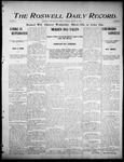 Roswell Daily Record, 03-10-1905 by H. E. M. Bear