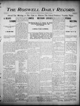 Roswell Daily Record, 03-13-1905 by H. E. M. Bear