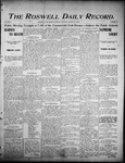 Roswell Daily Record, 03-14-1905 by H. E. M. Bear