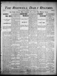 Roswell Daily Record, 03-15-1905 by H. E. M. Bear