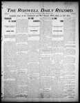 Roswell Daily Record, 03-22-1905 by H. E. M. Bear