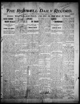 Roswell Daily Record, 03-25-1905 by H. E. M. Bear