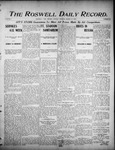 Roswell Daily Record, 03-27-1905 by H. E. M. Bear