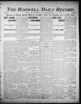 Roswell Daily Record, 03-28-1905 by H. E. M. Bear