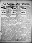 Roswell Daily Record, 03-29-1905 by H. E. M. Bear