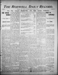 Roswell Daily Record, 03-30-1905 by H. E. M. Bear