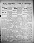 Roswell Daily Record, 03-31-1905 by H. E. M. Bear