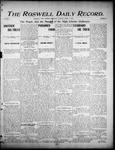 Roswell Daily Record, 04-01-1905 by H. E. M. Bear