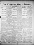 Roswell Daily Record, 04-06-1905 by H. E. M. Bear