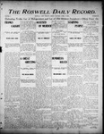 Roswell Daily Record, 04-07-1905 by H. E. M. Bear