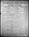 Roswell Daily Record, 04-08-1905 by H. E. M. Bear