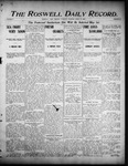 Roswell Daily Record, 04-11-1905 by H. E. M. Bear