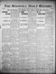 Roswell Daily Record, 04-12-1905 by H. E. M. Bear