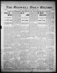Roswell Daily Record, 04-15-1905 by H. E. M. Bear